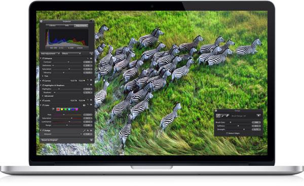 15-calowy MacBook Pro Retina