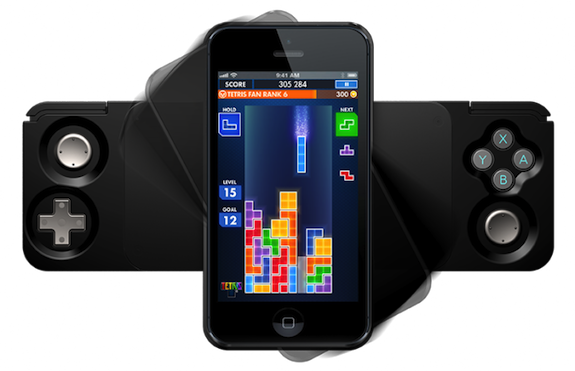 kontroler gier caliber advantage iPhone iPod touch