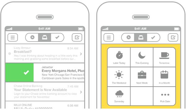 Mailbox app aktualizacja de worsji 1.1.0