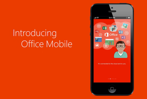 Office Mobile iPhone