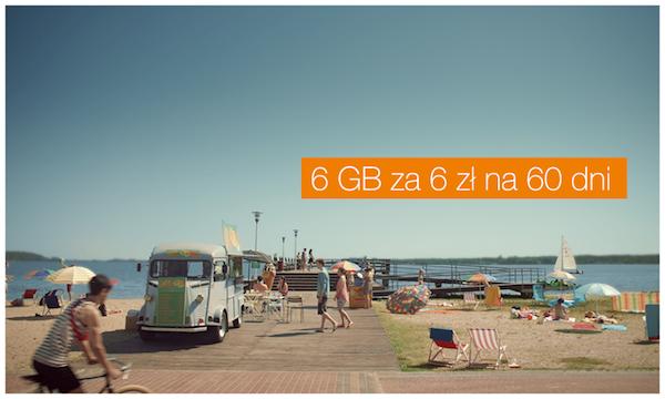 orange 6 gb