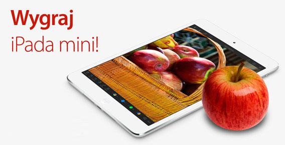 Konkurs iPad mini Cortland