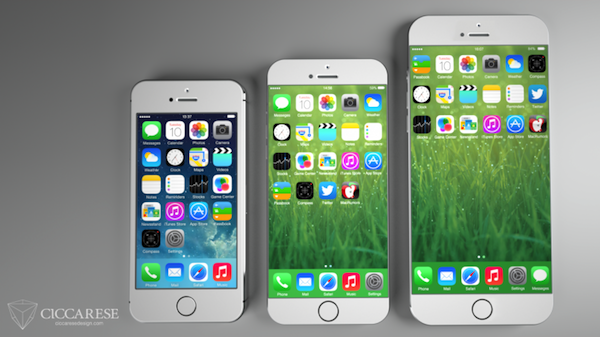 iPhone 6 Air, iPhone 6 Pro