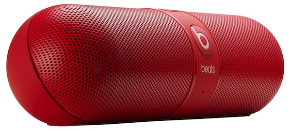 Beats-By-Dr-Dre-PILL-2-0-Red
