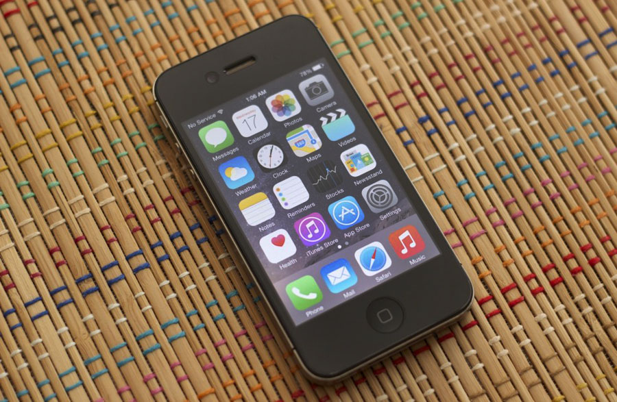 iOS 8 i iPhone 4s