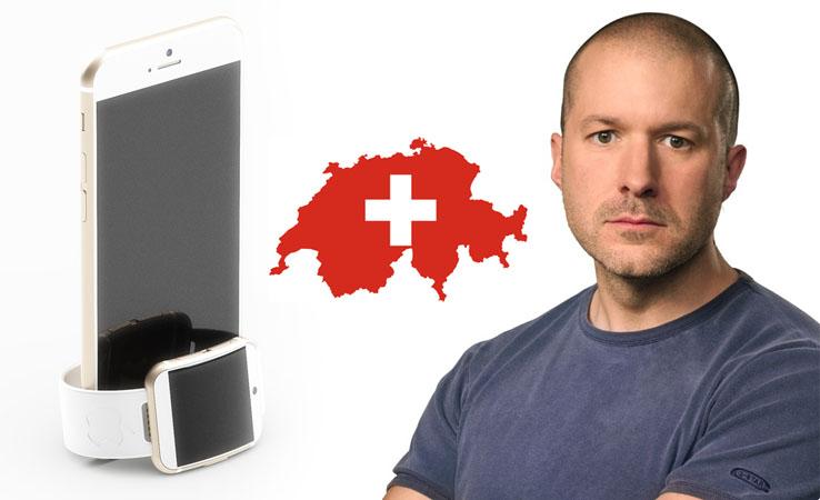 Jony Ive o iWatch i Szwajcarii-iwatch