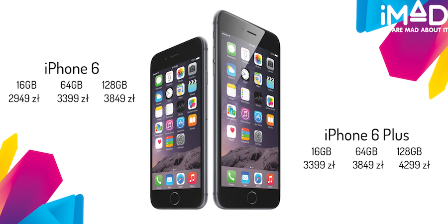 iMad iPhone 6 Cena