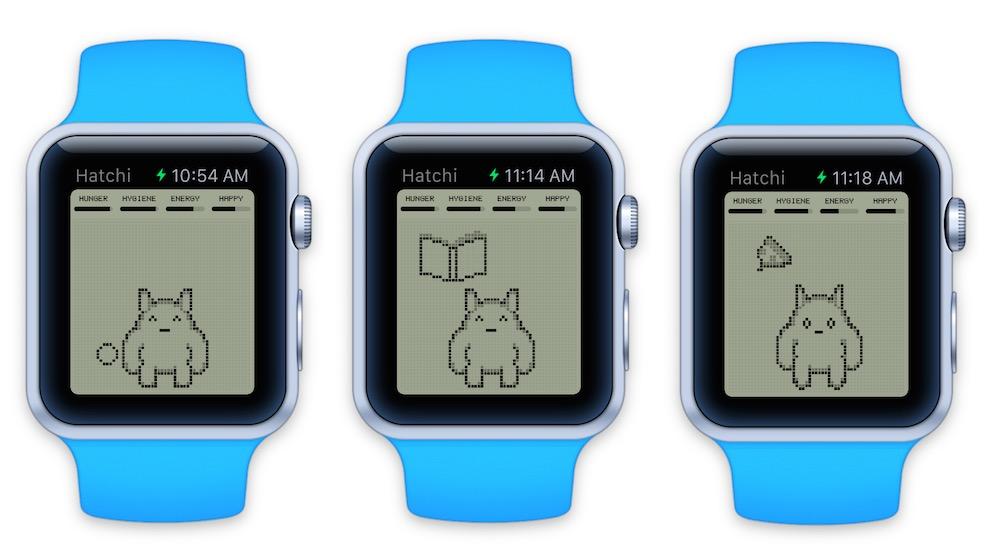 hatchi-apple-watch