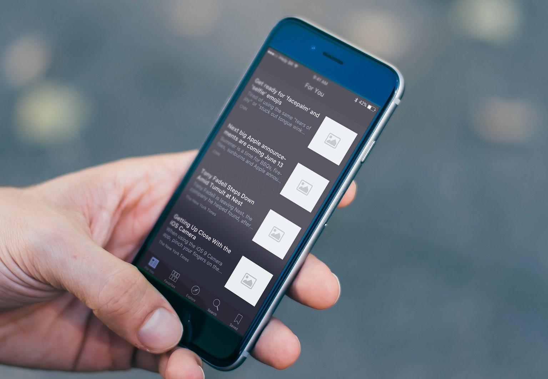 Conceito-do-iOS-10-News
