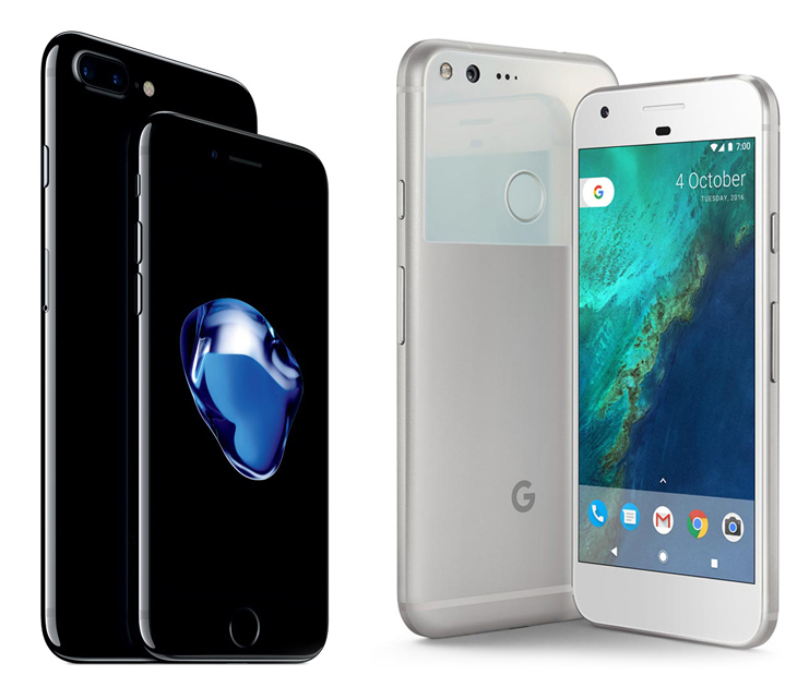 pixel-vs-iphone-7-geekbench