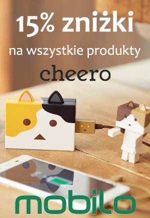 Promocja Cheero