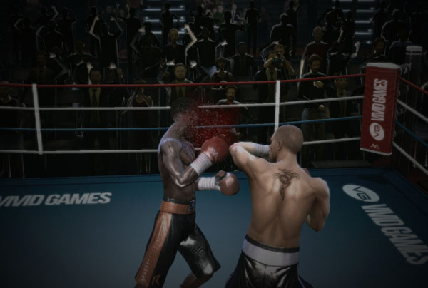Real Boxing na iPhone'a, iPada, iPoda touch
