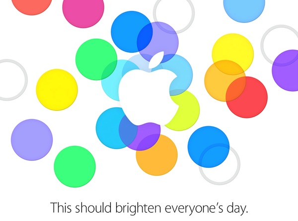 Apple event 10 września: iPhone 5S, 5C