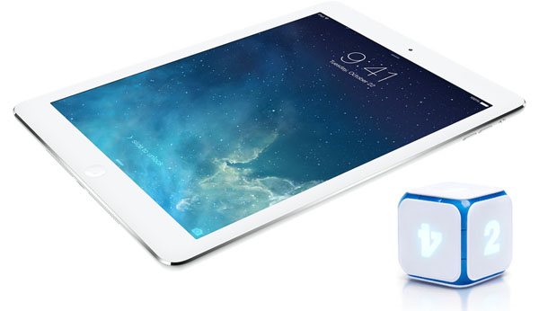 iPromocje: iPad Air i kostka Dice+