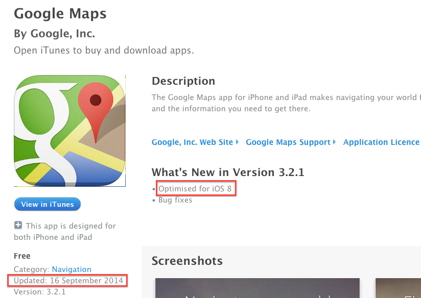 google-maps-ios-8
