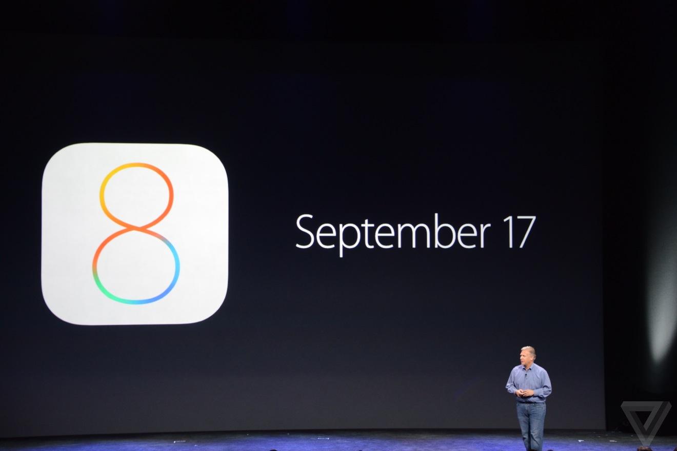 iOS 8: dostępność i kompatybilność