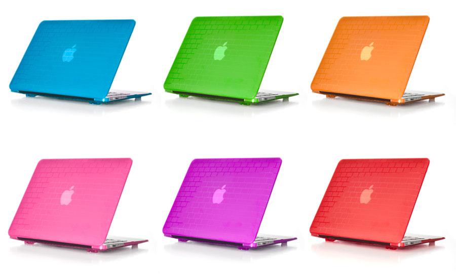 Kolorowy MacBook Air