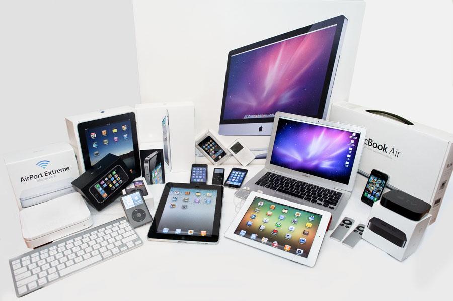 Produkty Apple