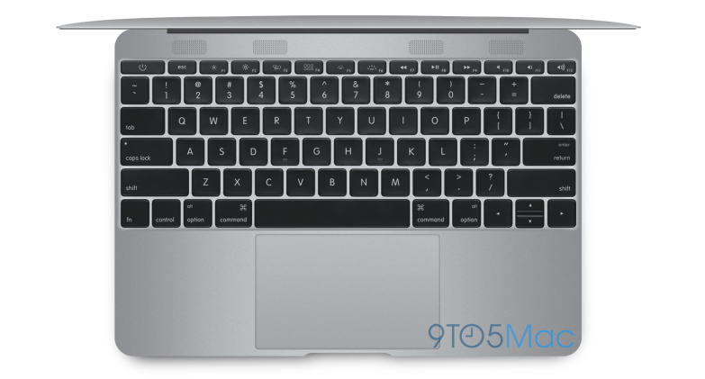 nowy 12-calowy MacBook Air