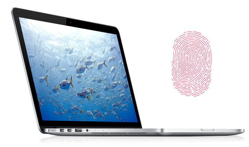 Touch ID Mac