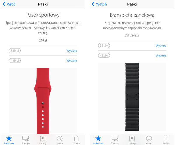 apple-watchpaski-polska