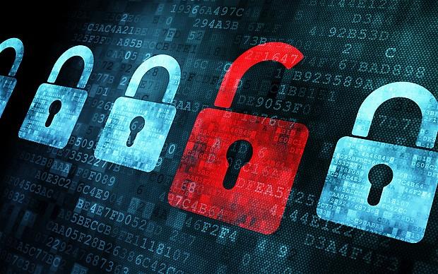 ochrona danych mac