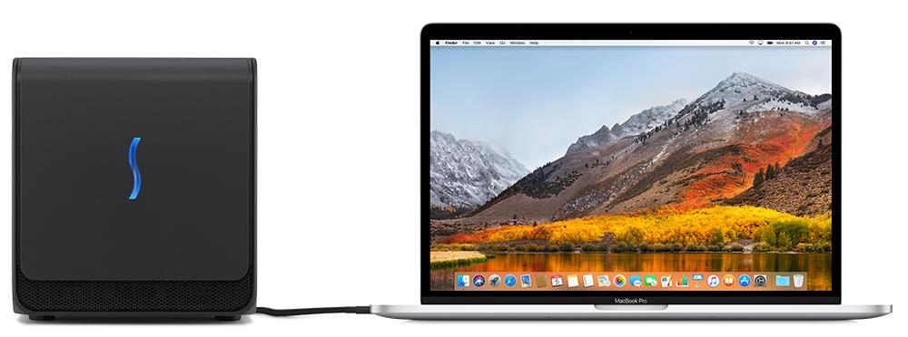 Macbook Pro 2016 eGPU