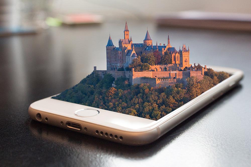 iphone i zamek
