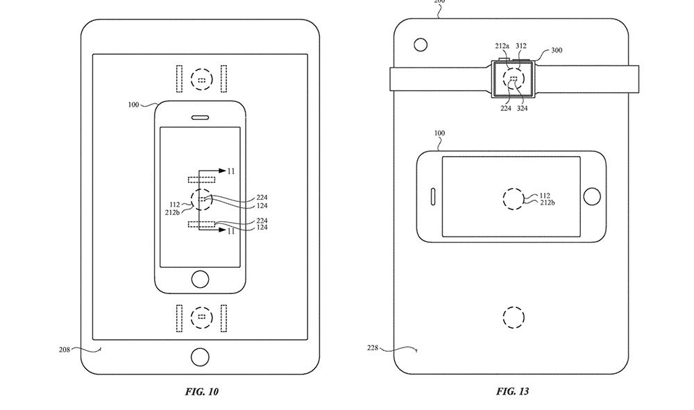 Ładowanie indukcyjne Apple fot1
