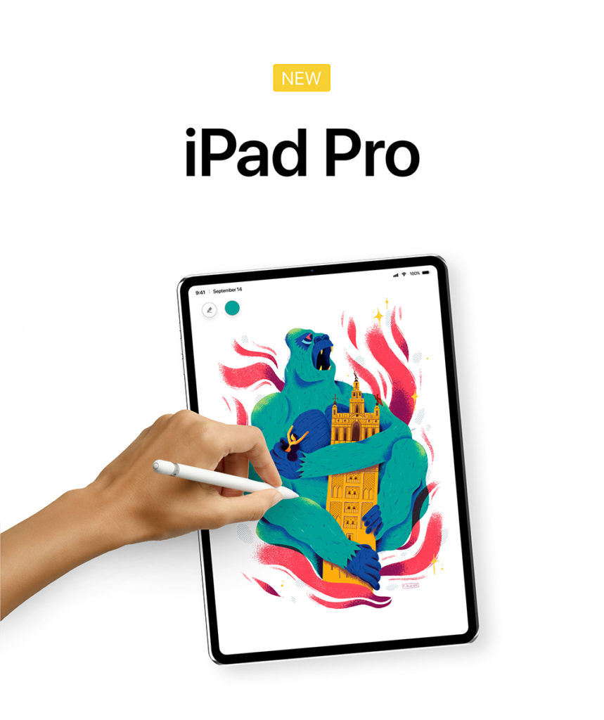 Nowy iPad Pro fot 2