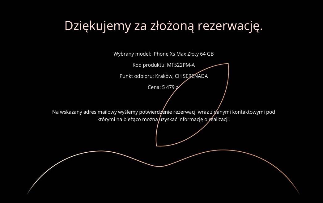 47237685710 W Polsce ruszyła przedsprzedaż iPhone'a XS, XS Max i Apple Watch Series 4 ( iDream, Cortland, x-kom)
