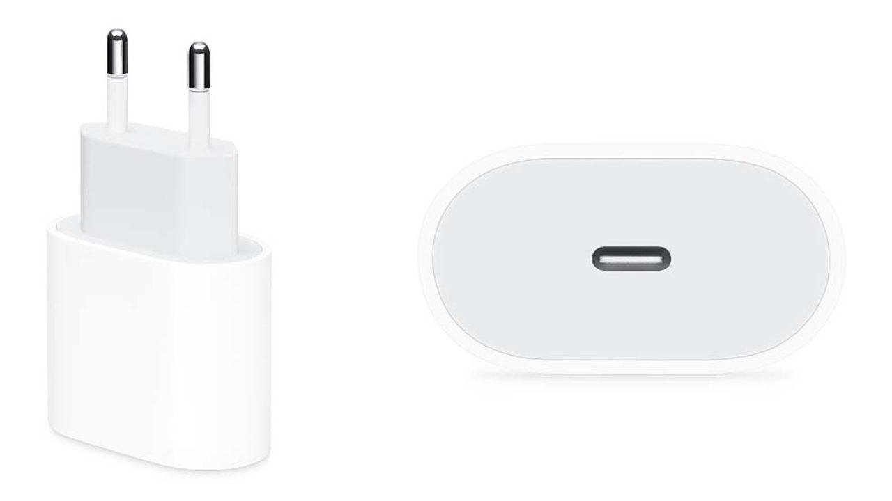 Apple zaczęło sprzedawać szybką ładowarkę USB C 18 W